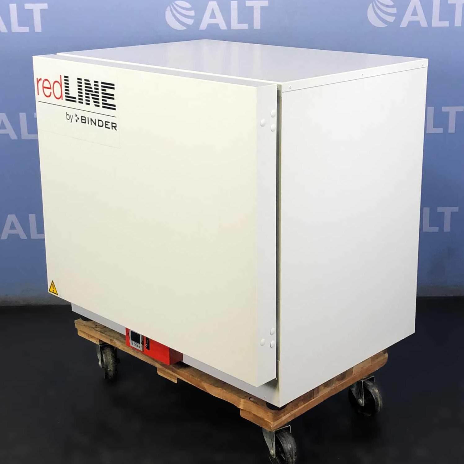 Binder redLINE Incubator Model RI 115-U Image