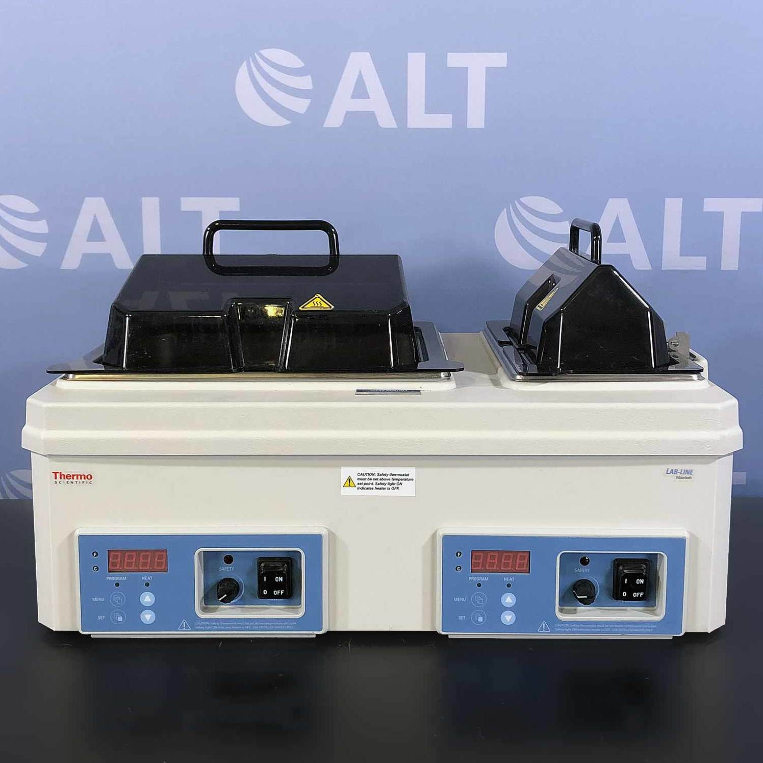Thermo Scientific Lab-Line Digital AquaBath Water Bath Model 2354 Image
