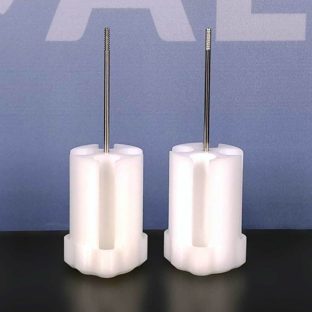 Eppendorf 4 x 2.6-7 mL, Round Bucket Adapter, For A-4-38 Rotor (Pair) Image