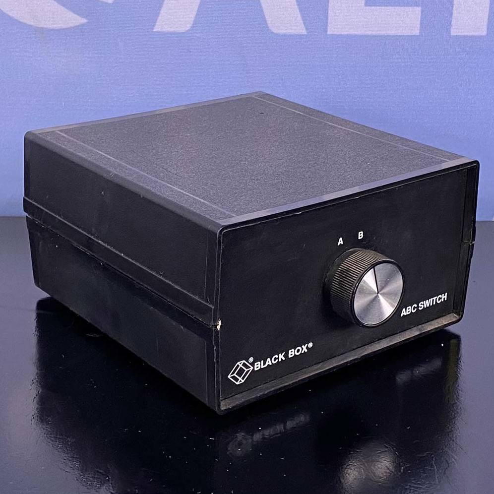 Black Box ABC Switch Image