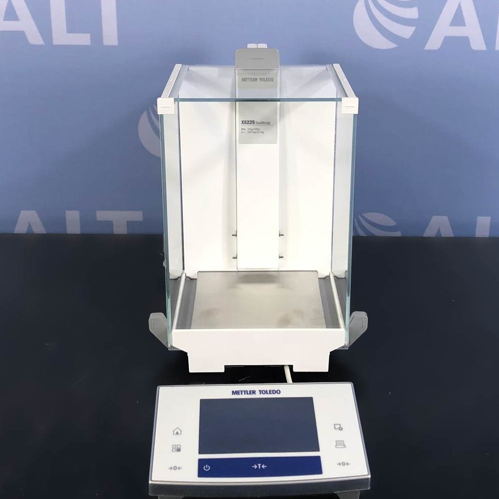 Mettler Toledo XS225DU Excellence XS Analytical Balance Image