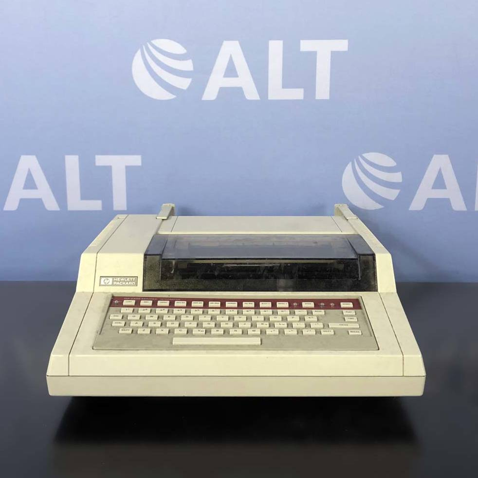 Hewlett Packard 3396 Series II Integrator Image