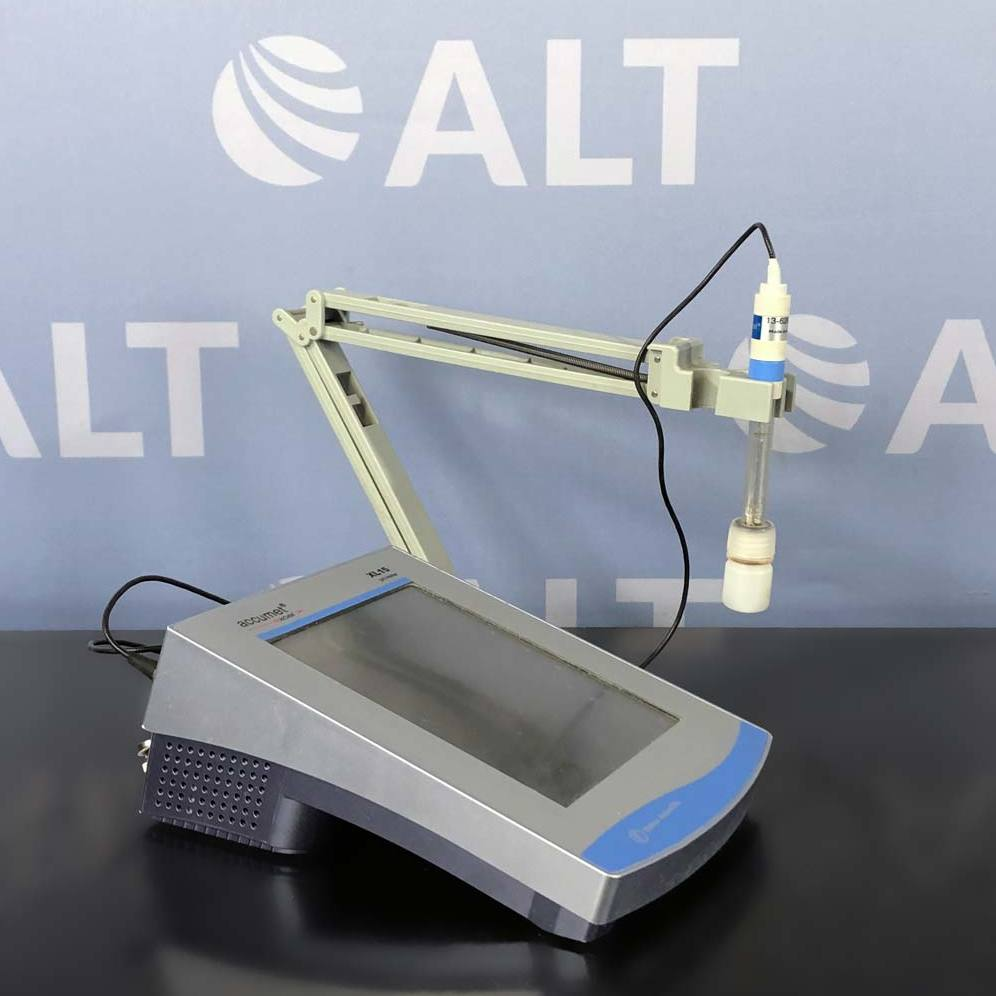 Fisher Scientific accumet XL25 pH/mV/Temperature/ISE Meter Image