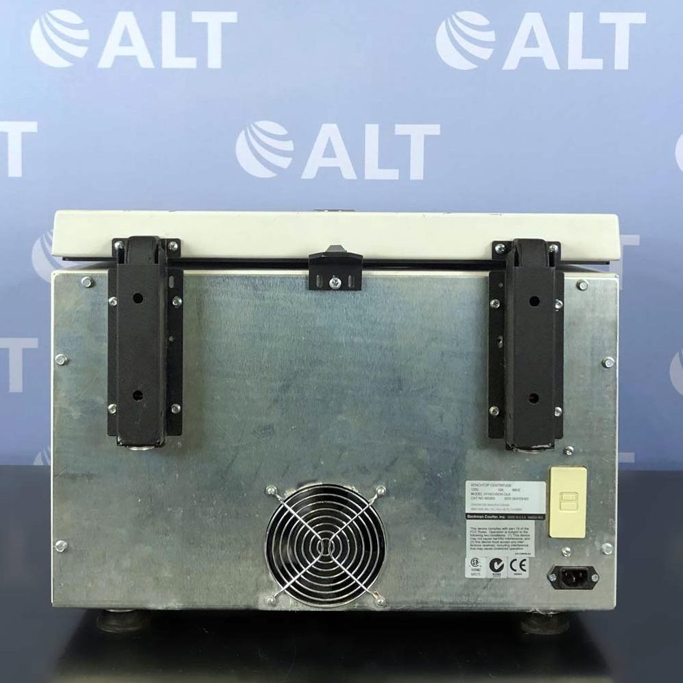 Beckman Coulter SPINCHRON DLX Centrifuge Image