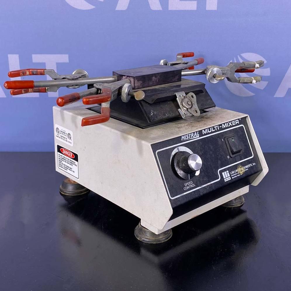 Lab-Line Mistral Multi-Mixer, Model 4600 Image