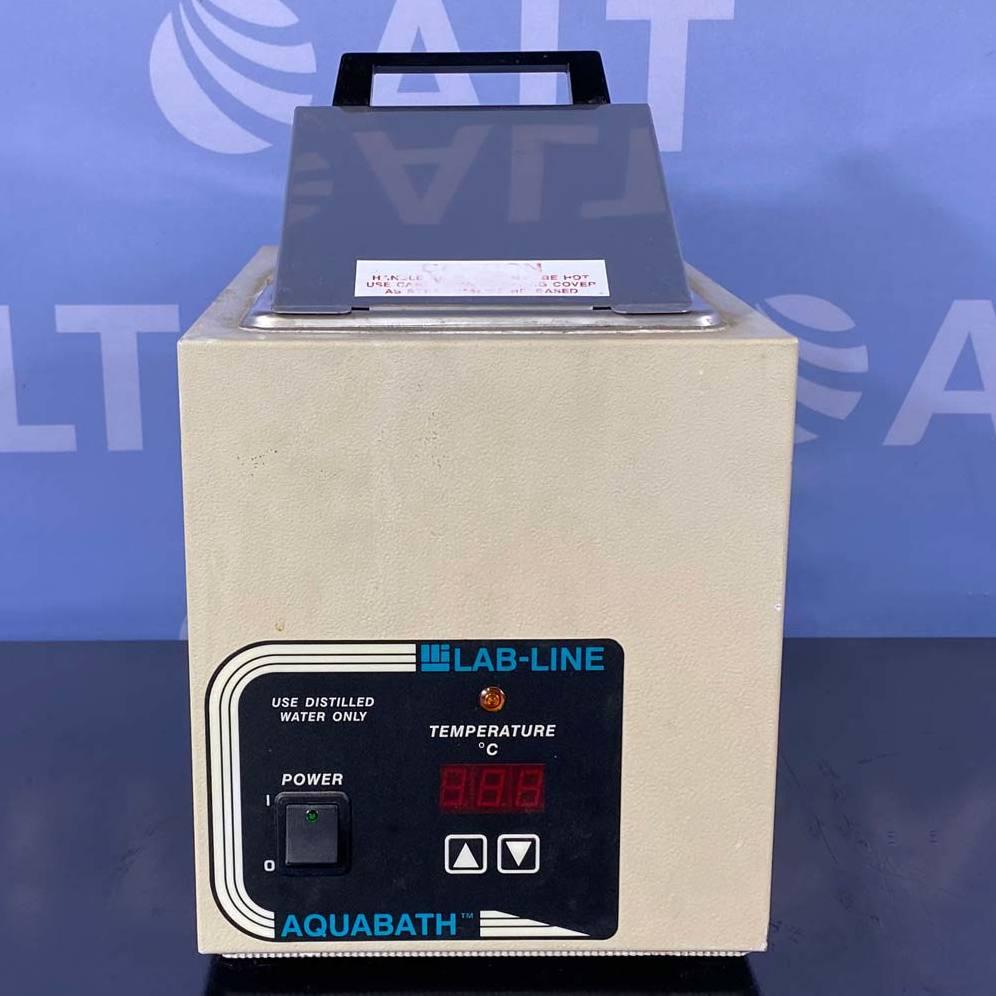 Lab-Line Aquabath Heated Water Bath, Model 18002 Image