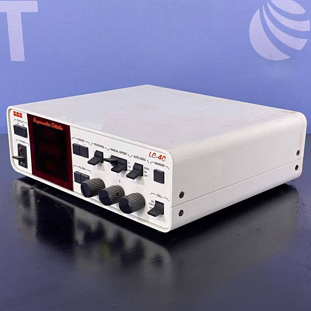 Bioanalytical Systems LC-4C Amperometric Detector Image