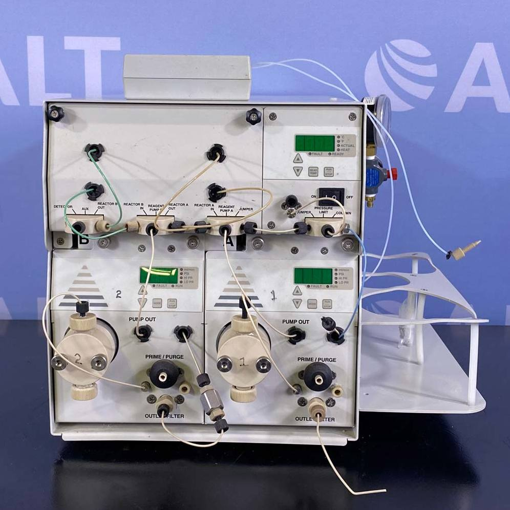 Dual Channel Post Column Reactor P/N PCR2-R050-R015 Name