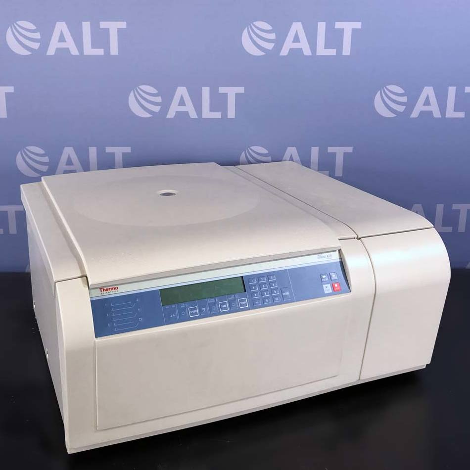 Thermo Scientific Sorvall Legend XTR Refrigerated Centrifuge Image
