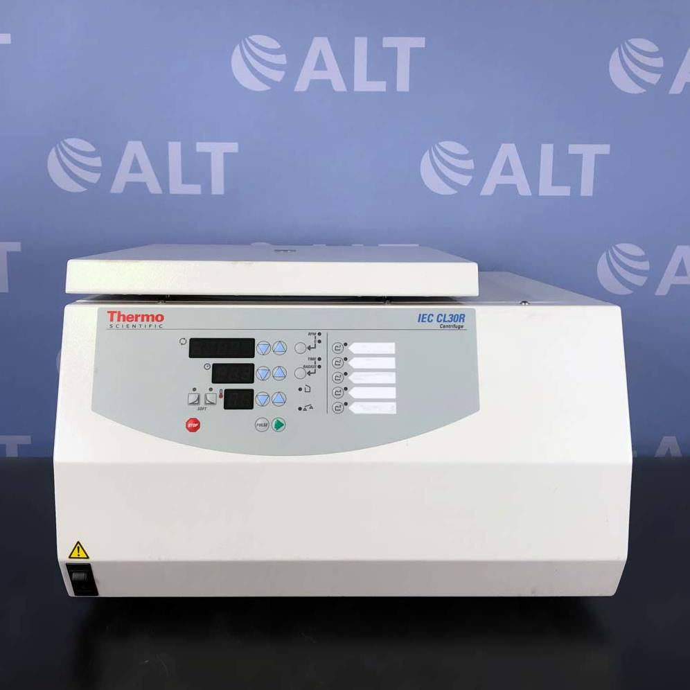 CL30R Refrigerated Benchtop Centrifuge Name