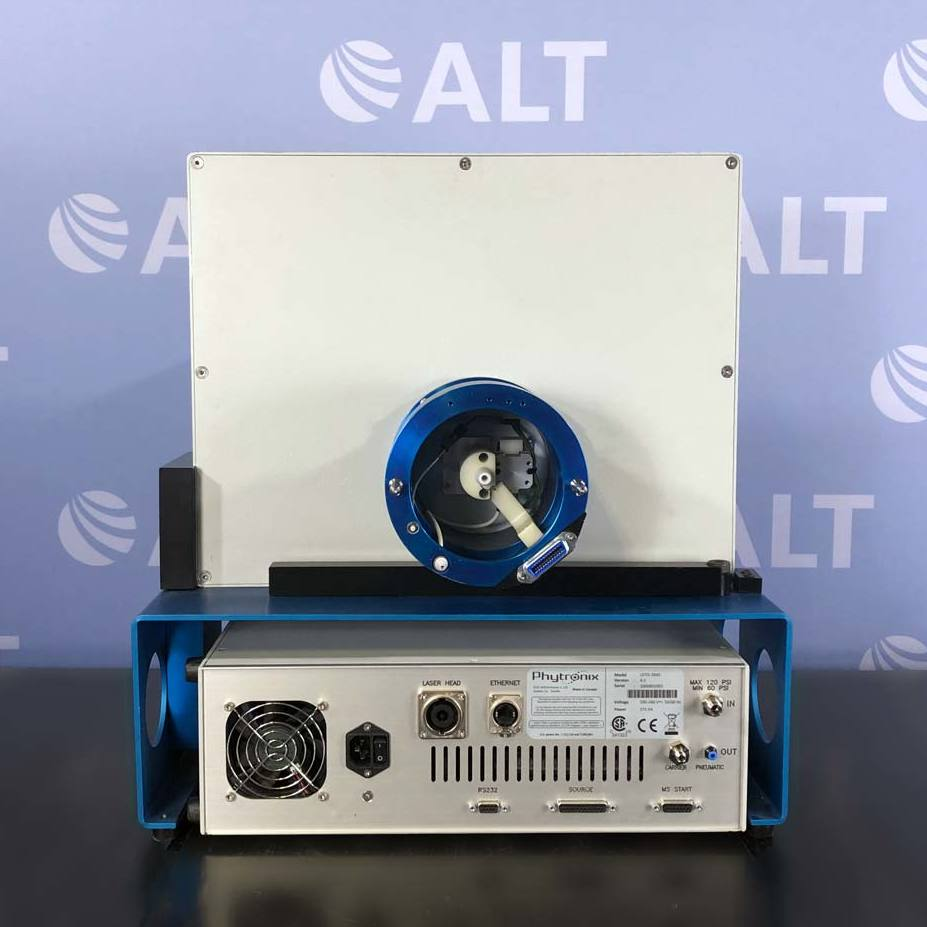 Phytronix  LDTD-3840 Laser Diode Thermal Desorption Ion Source with Controller Image