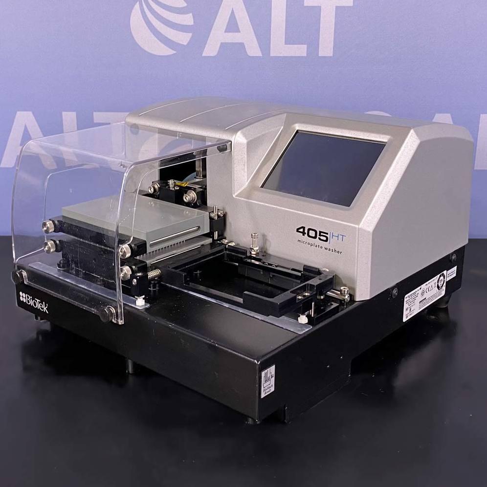 BioTek 405 TS Microplate Washer CAT No. 405TSHTV Image