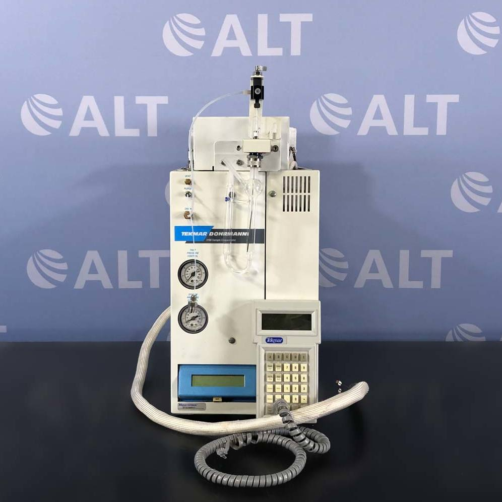 Teledyne Tekmar 3100 Purge and Trap Concentrator With Hand-Held Controller Image