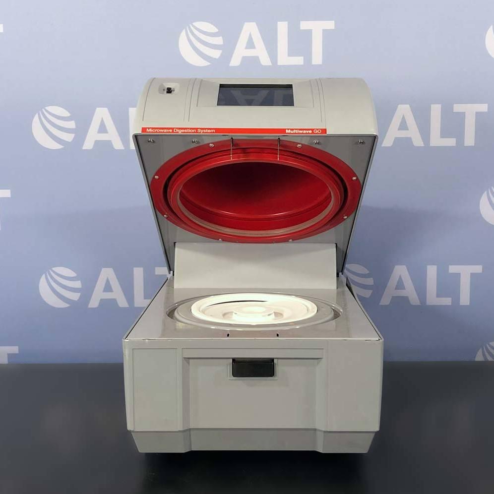 Anton Paar Multiwave Go Digestion System Image