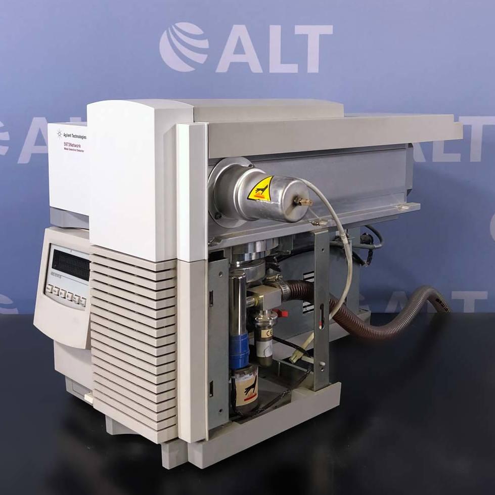 Agilent 5973 Network Diffusion Pump EI MSD (G2577A) Image