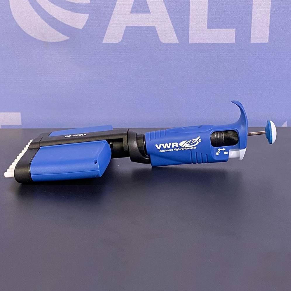 VWR 12- Channel 50-300 uL Signature Ergonomic High Performance Pipettor  Image