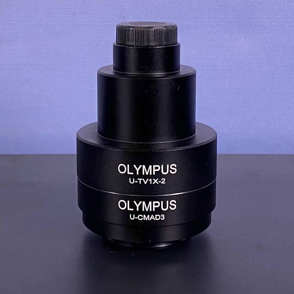Microscope C-Mount Camera Adapter, P/N U-TV1X-2 & U-CMAD3 Name