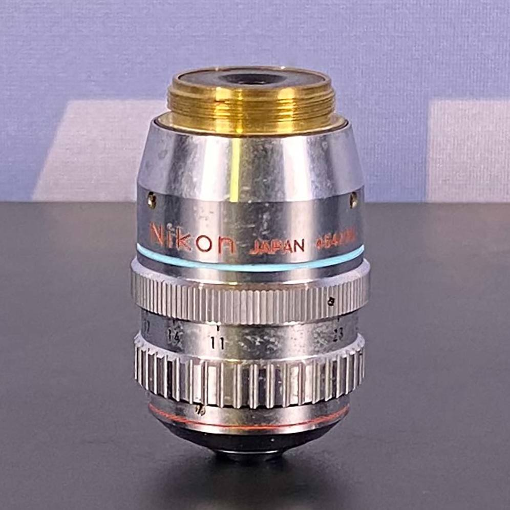 Fluor 40 0.85 Ph3DL Microscope Objective, 160/0.11-0.23 Name