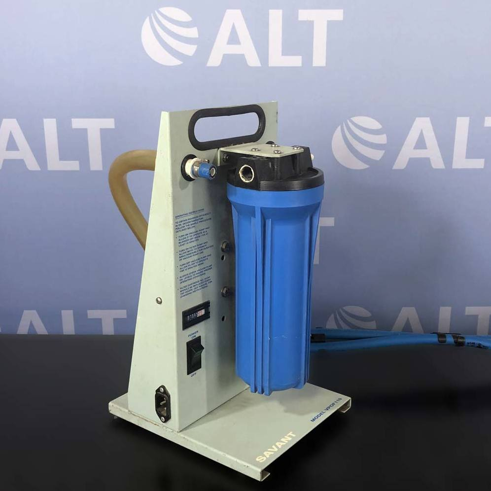 Savant VPOF110-120 Vacuum Pump Oil Filter Image