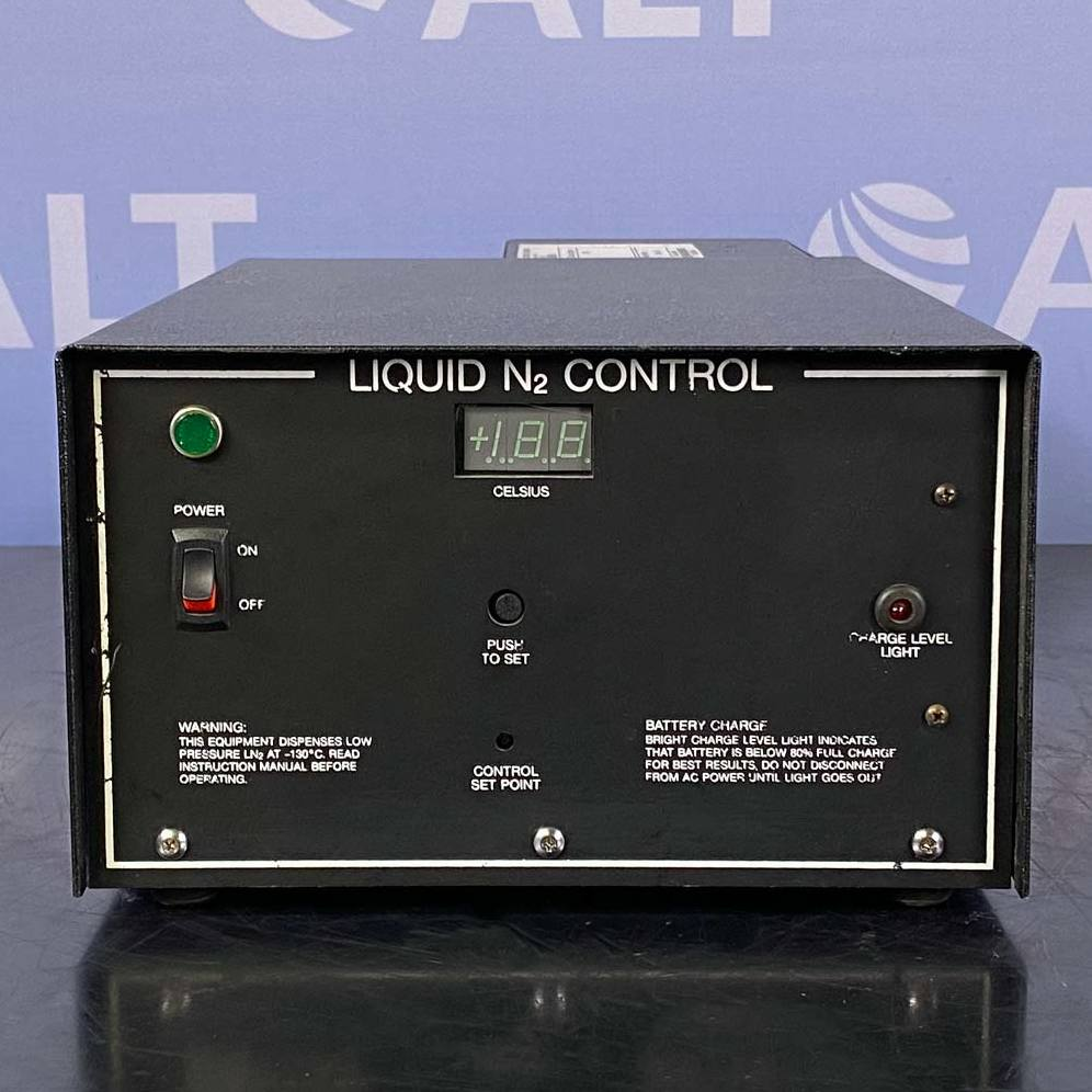Thermo Scientific Liquid Nitrogen Control System, Model 6214-1  Image