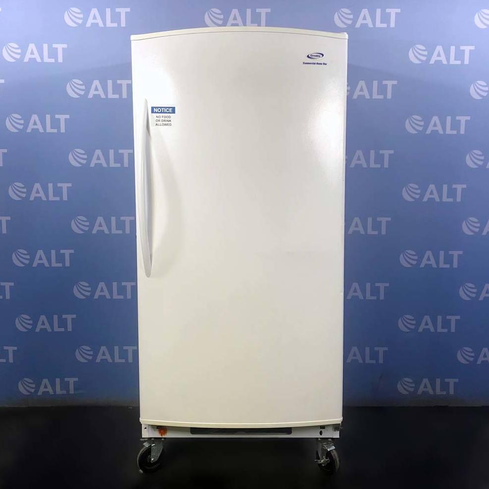 Model WCV20/W3 Upright Freezer Name