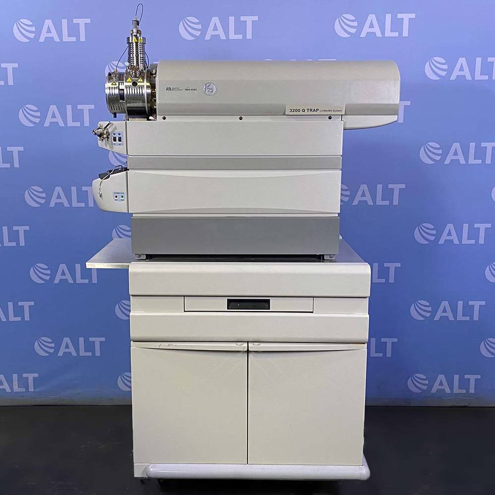MDS Sciex 3200 QTRAP LC-MS/MS System Name