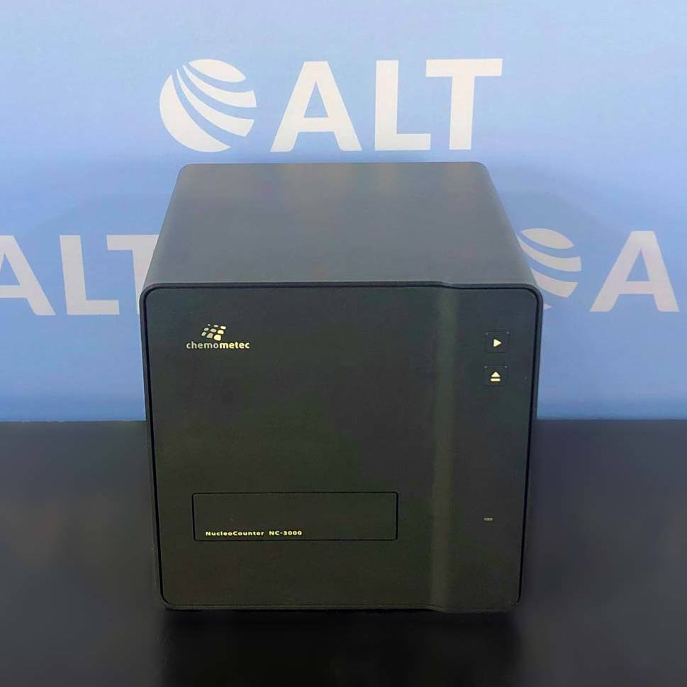 ChemoMetec NucleoCounter NC-3000 Automated Cell Counter Image