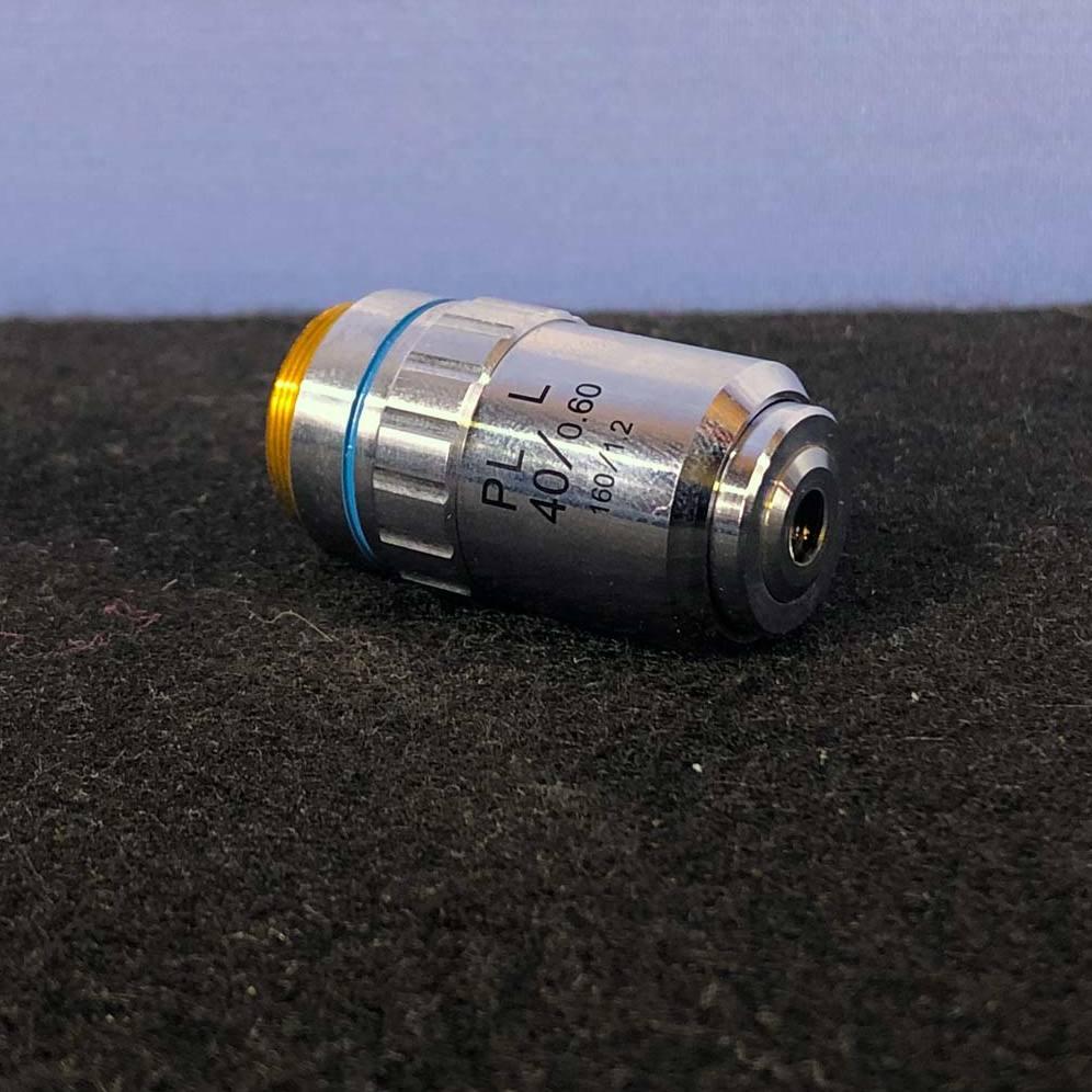 Nikon PL L 40/0.60 160/1.2 Microscope Objective Image
