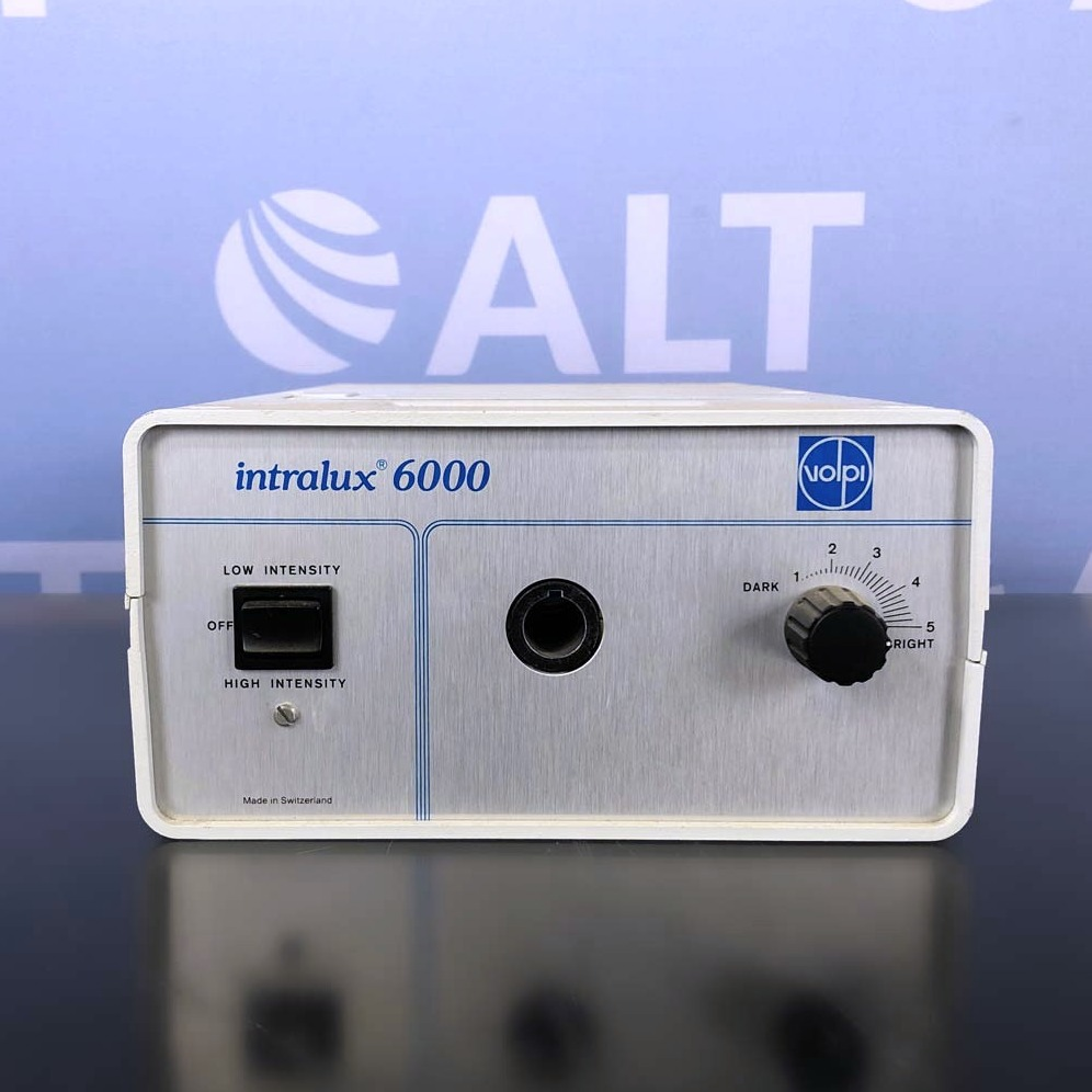 Intralux 6000 Fiber Optic Light Source Name