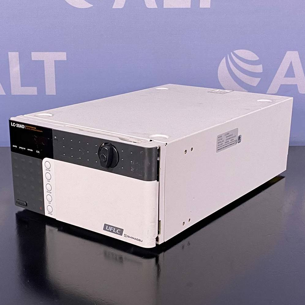 Shimadzu LC-20AD Solvent Delivery Unit Image