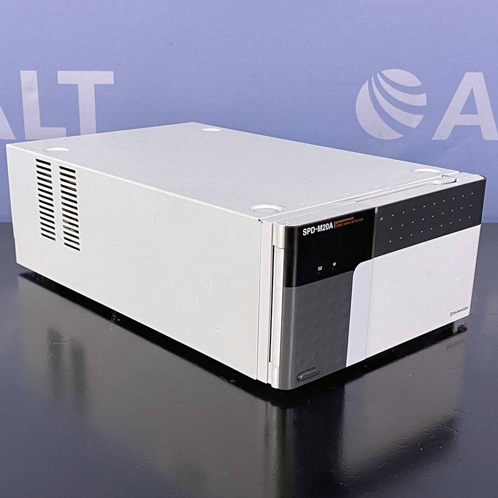 Shimadzu SPD-M20A Photodiode Array Detector Image