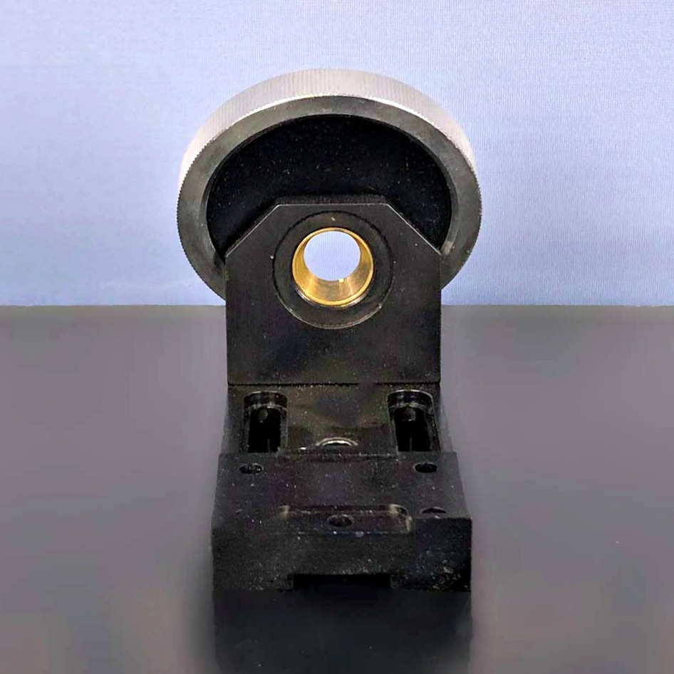 Newport F-915T Single-Mode Fiber Coupler With Four Place Objective Turret Image