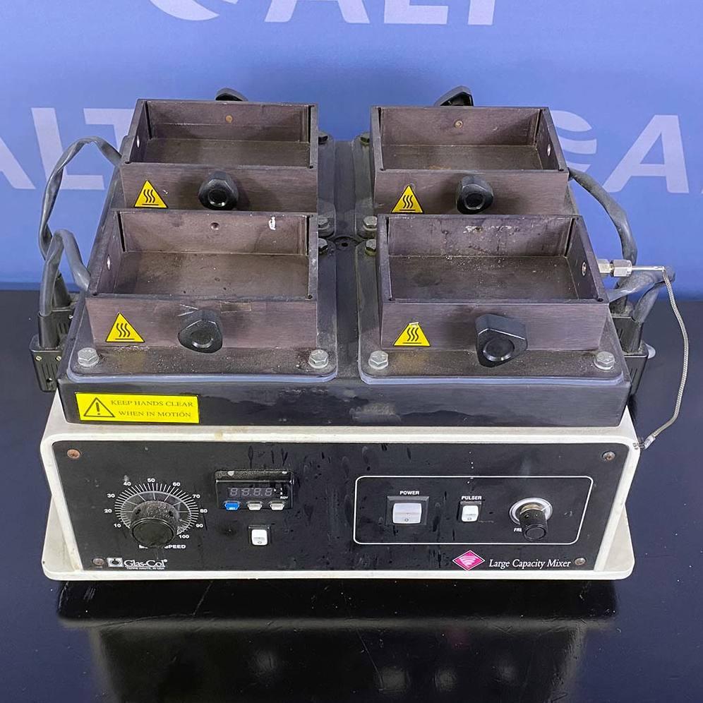 Glas-Col Large Capacity Mixer, Cat. No. 107A 0616700114 Image