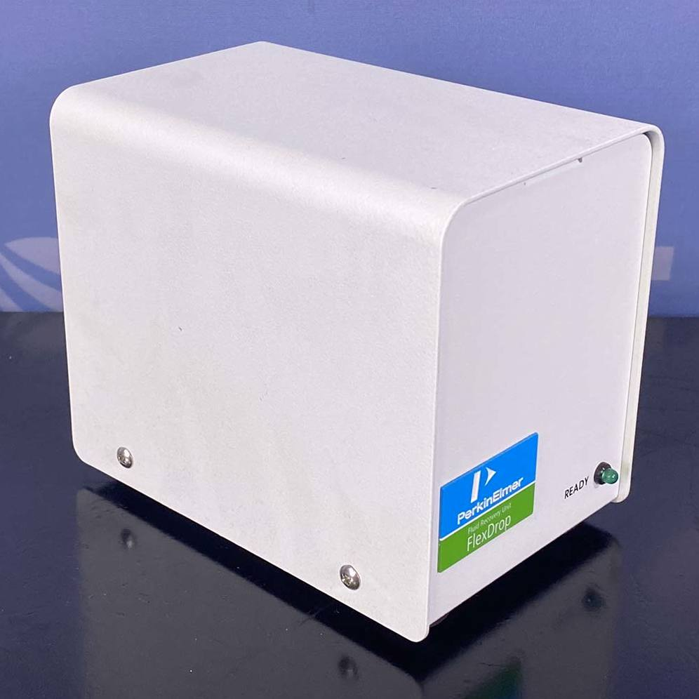 PerkinElmer FlexDrop Plus Precision Reagent Dispenser with FlexDrop Fluid Recovery Unit Image