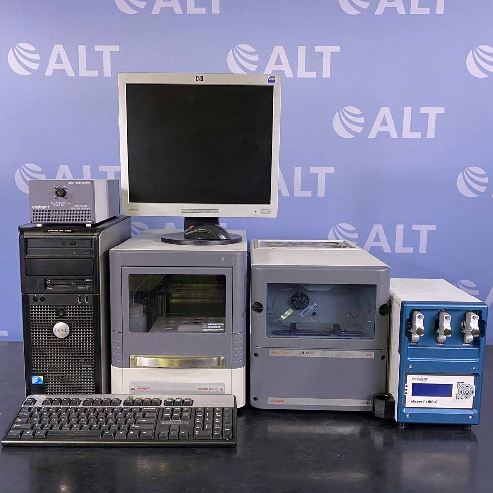 NanoLC-Ultra 2D HPLC System Name