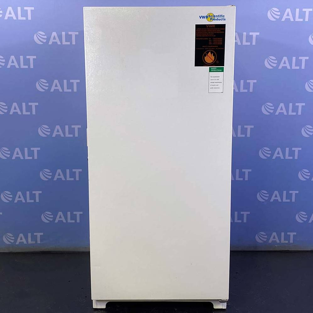 VWR Revco Flammable Storage Lab Freezer, Model U2020FA14 Image