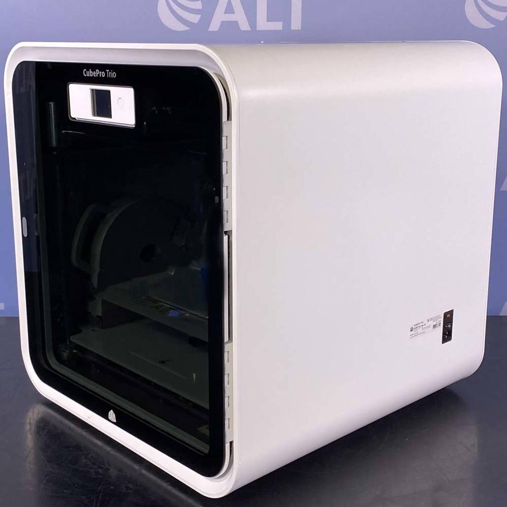 3d Systems CubePro Trio 3D Printer Image