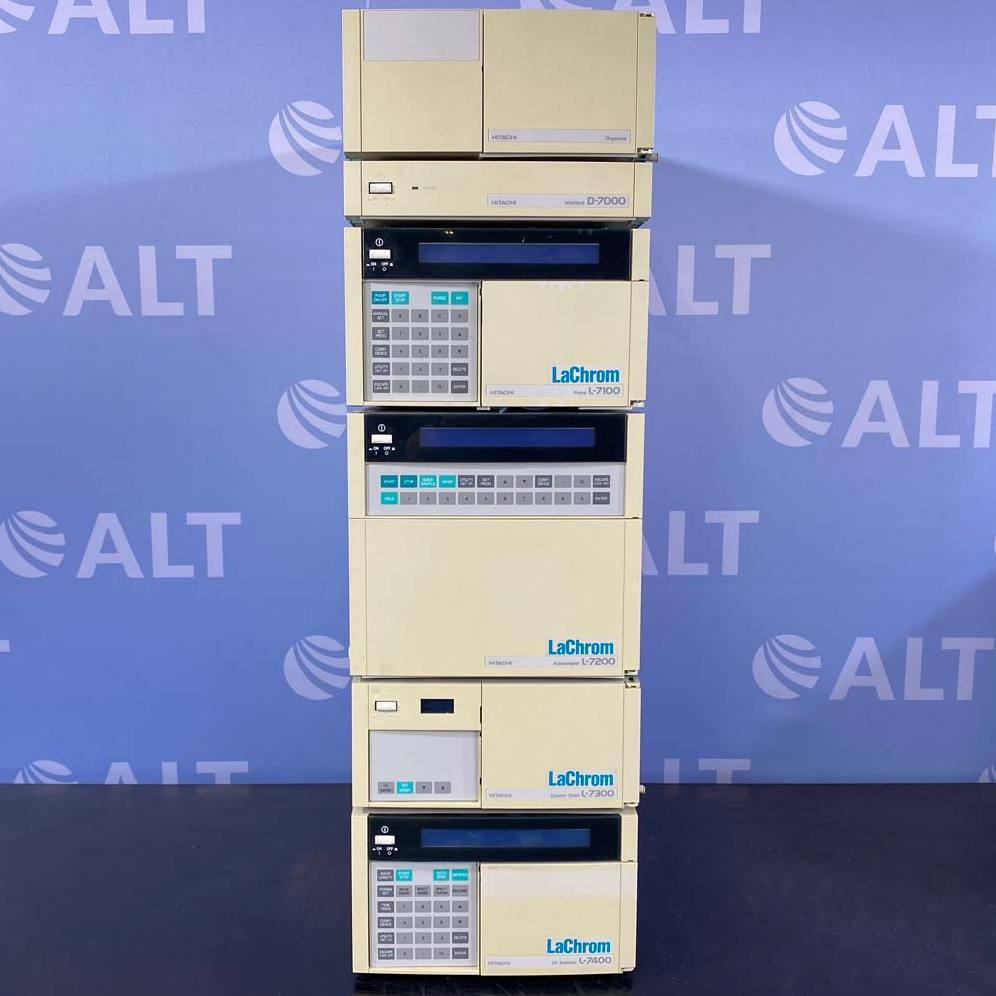 Hitachi L-7000 Series LaChrom HPLC System Image