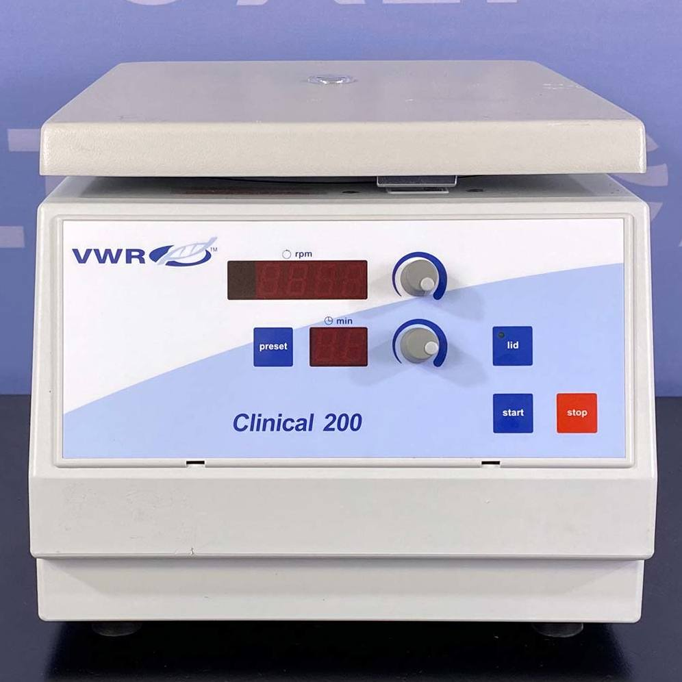 VWR Clinical 200 Centrifuge  Image