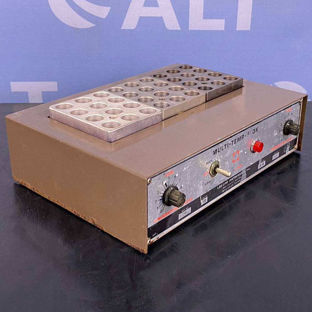 Lab Line Instruments Multi-Block Heater Model 2093 Image