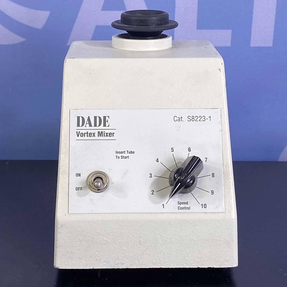 Dade Vortex Mixer, Cat. No. S8223-1 Image