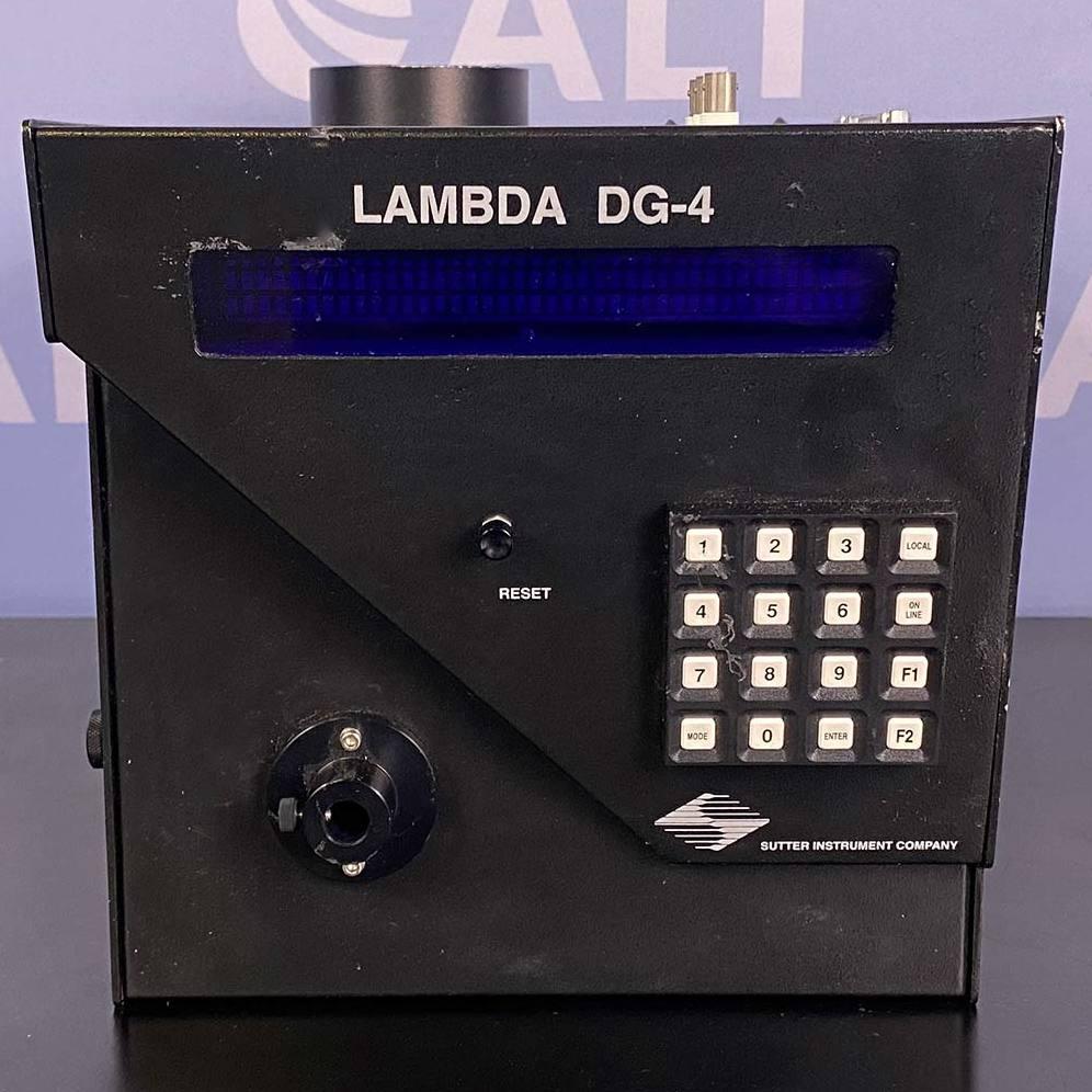 Lambda DG-4 High Speed Wavelength Switcher Name