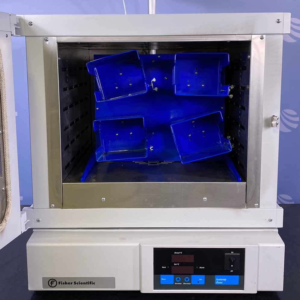 Fisher Scientific Isotemp Programmable Incubator Oven, Model 825F, With Plate Rocker Image