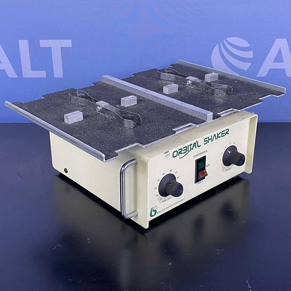 Bellco Biotechnology Mini Orbital Shaker, Cat. No. 7744-08115 Image