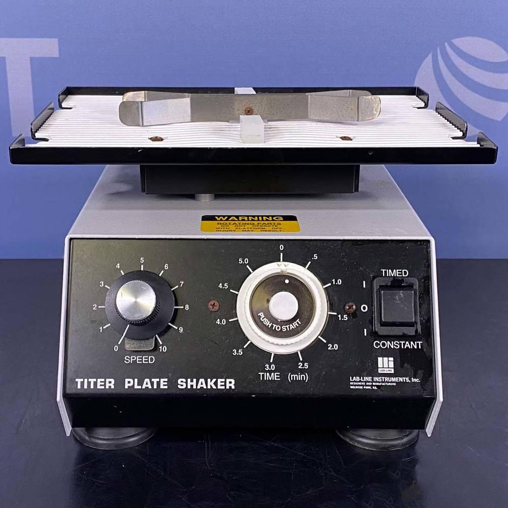 Titer Plate Shaker, Model 4625 Name