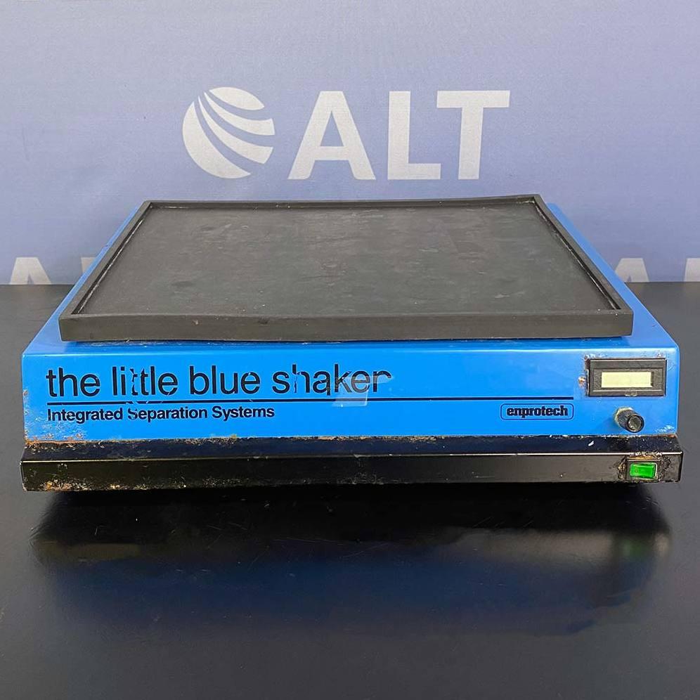 ISS Enprotech The Little Blue Shaker Orbital Platform Shaker, Model M65125 Image