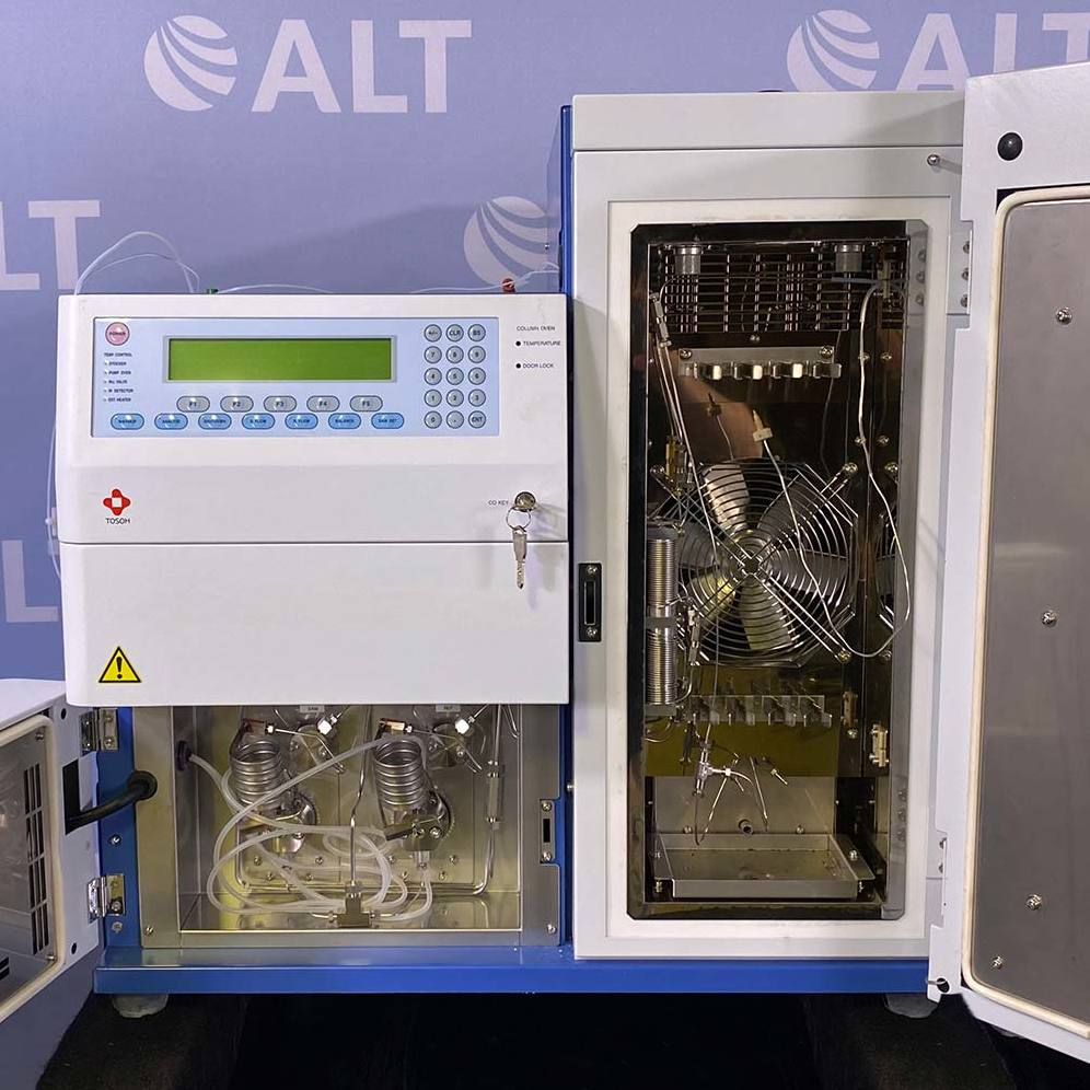 TOSOH Bioscience EcoSEC High Temperature Gel Permeation Chromatography System Image