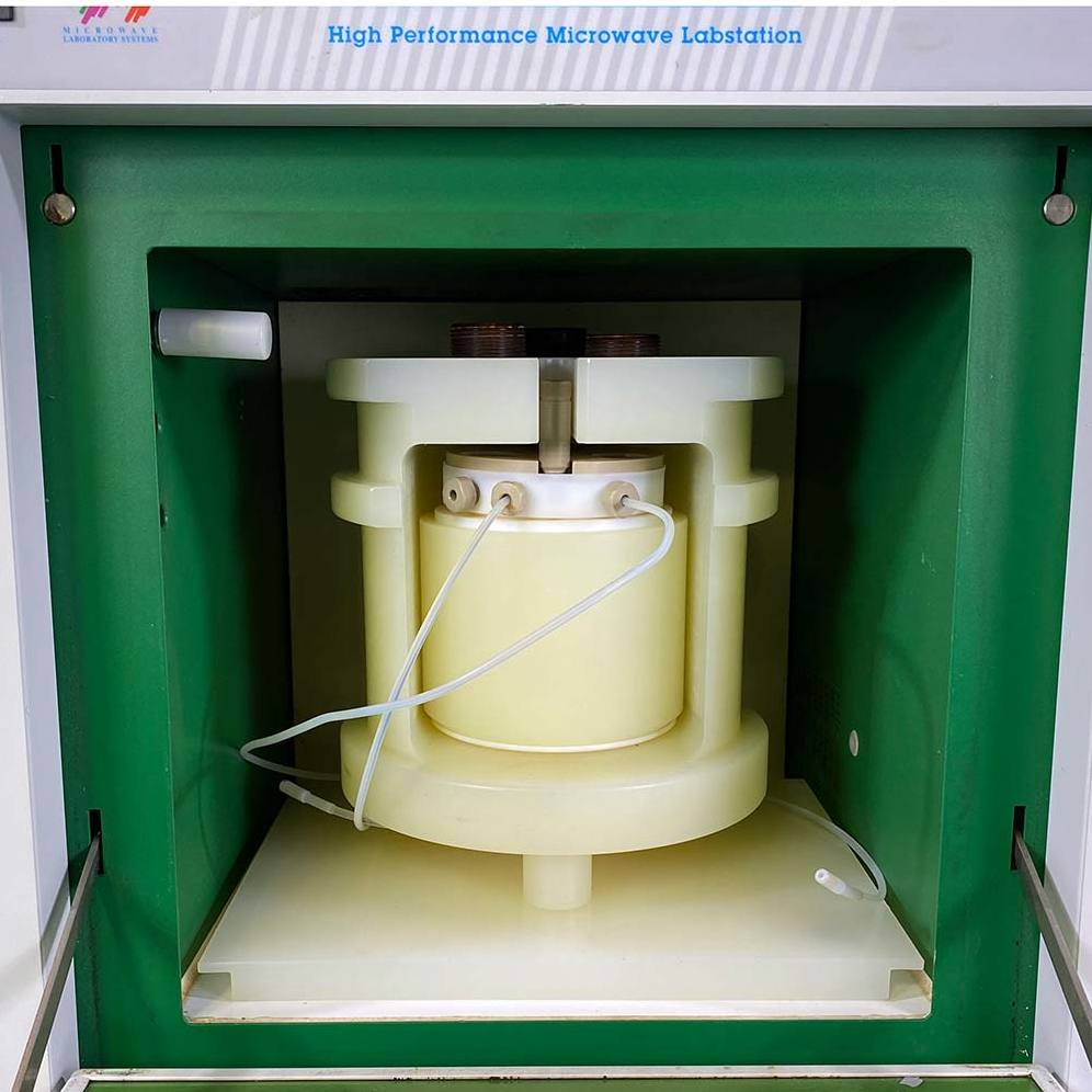 Milestone Ethos Plus High Performance Microwave Labstation Image