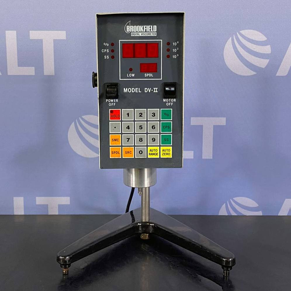 Brookfield Digital Viscometer, Model LVTDV-II Image