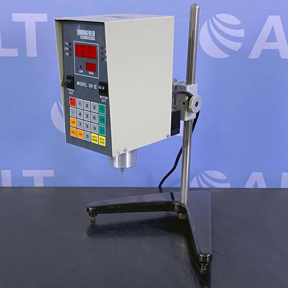 Brookfield Digital Viscometer, Model LVTDV-II Image